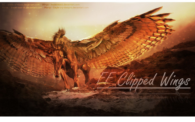 *EF Clipped Wings