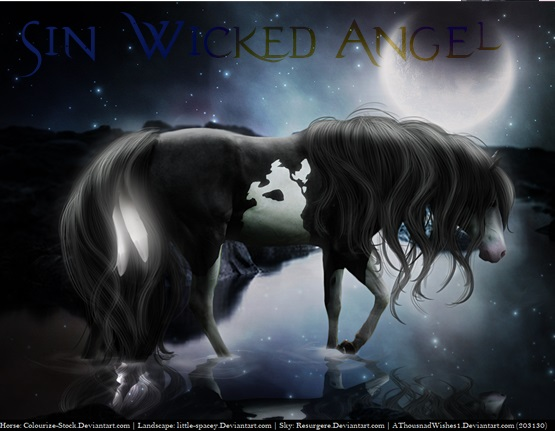 Sin Wicked Angel