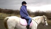 Video: Falling Off My Horse