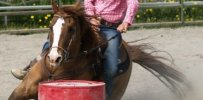 Misconceptions Of Barrel Racing - Is Barrel Racing Cruel?