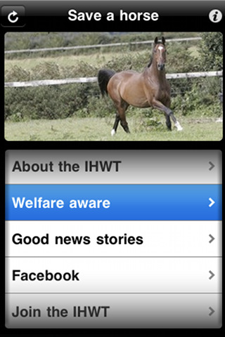 Save A Horse App