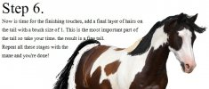 A Beginner's Guide to Horse Graphics - Manes and Tails