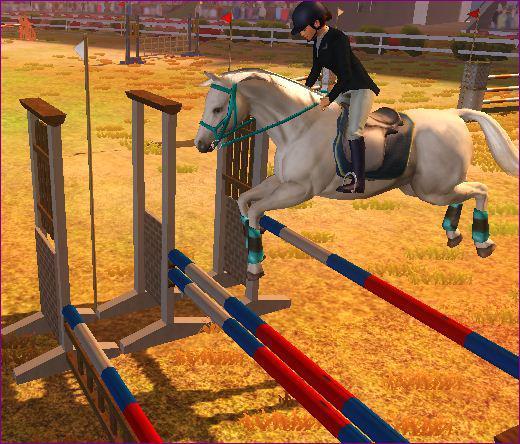Nerd Reviews: Riding Club Championship - Facebook Horse Game