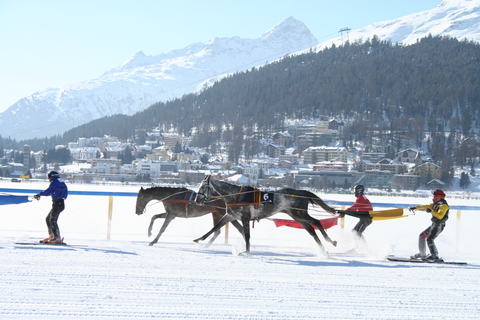 Horses in the Winter Olympics