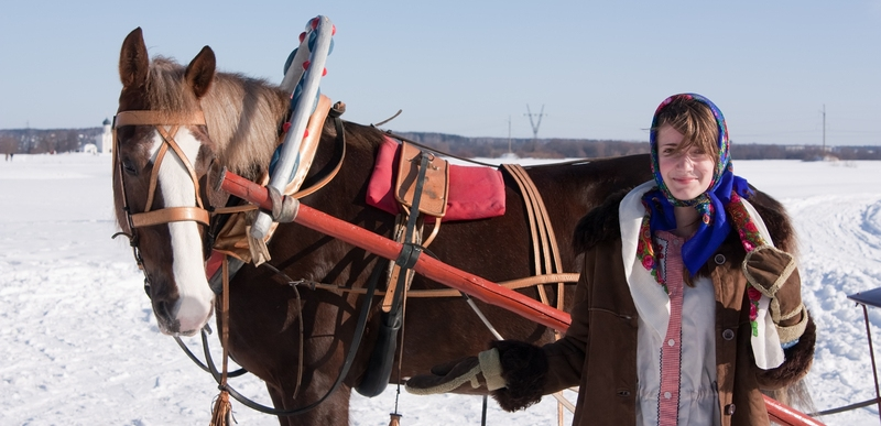 How Not to Freeze to Your Horse