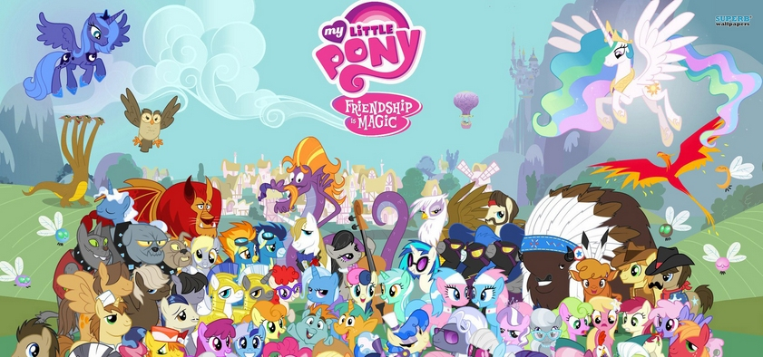 What's With My Little Pony