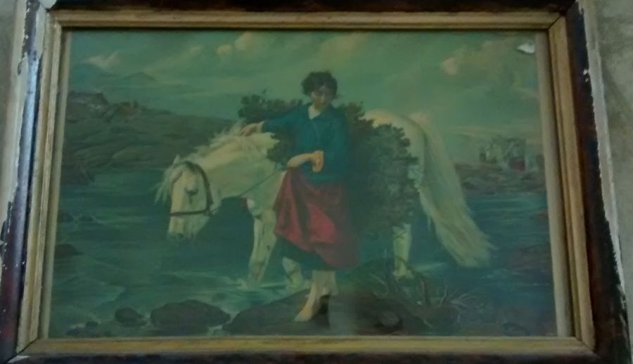 Mystery Pony Painting Remains Unsolved
