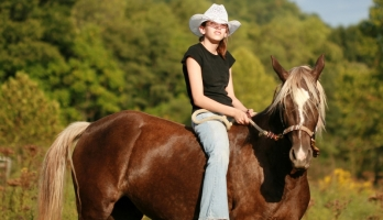 Bitless and Bridleless Riding