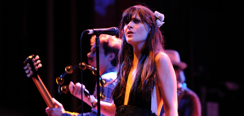 Zooey Deschanel Sued