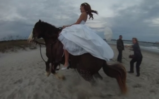 Weddings on Horseback