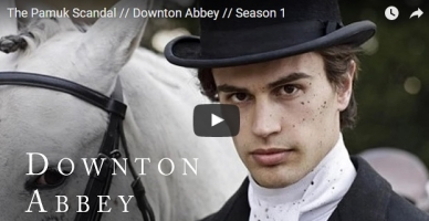 Horses and Downton Abbey