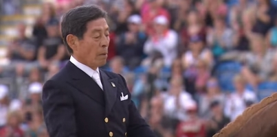 Hiroshi Hoketsu at 74 Years Old to Qualify for Rio Olympics