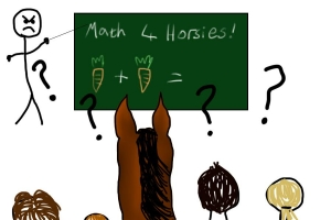 If Horses Went To School