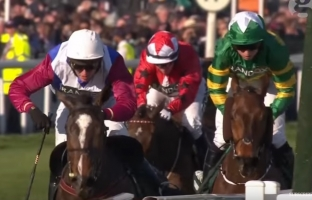 Aintree Grand National Horse Race