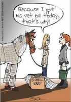 The Horse Funnies