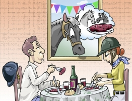 Eating Horse Meat May Help Preserve Breeds