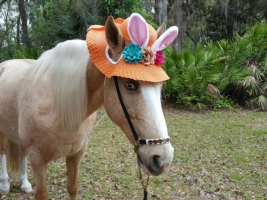 Happy Horse Easter