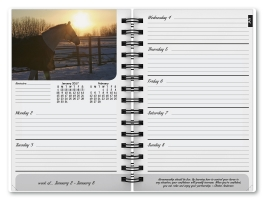 Equestrian and Horse Planners