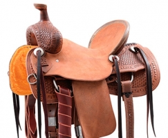 Types of Western Saddles