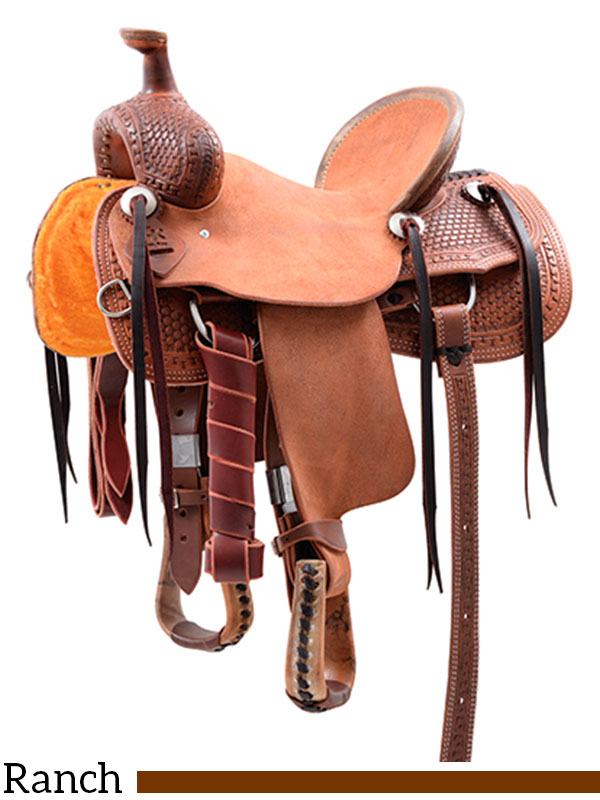 Working Ranch Saddle