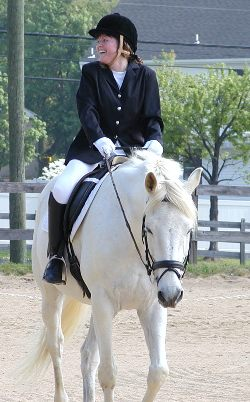 How to Prepare at Home for a Dressage Show