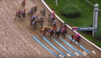 Why Maximum Security Was Disqualified at Kentucky Derby