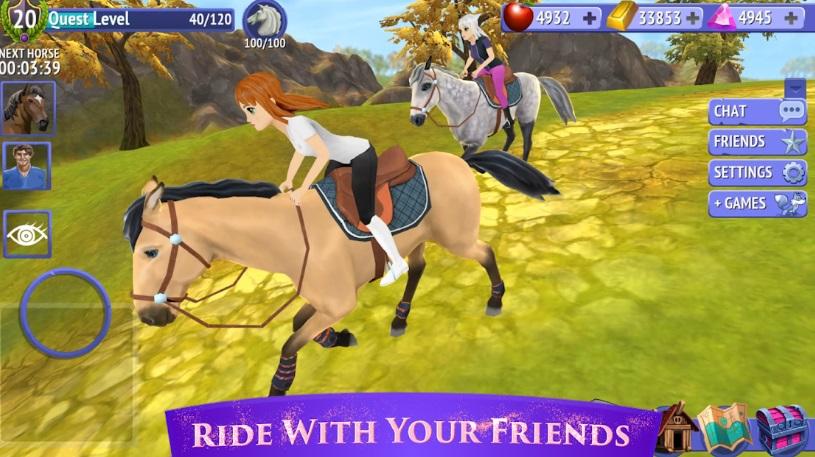Horse Riding Tales App