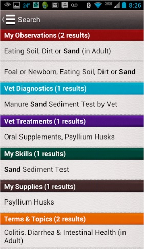 Horse Side Vet Guide