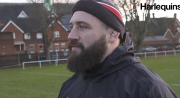 Joe Marler Hey Horsey Interview