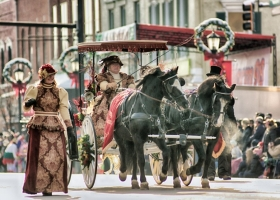 Lebanon Carriage Parade