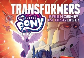 My Little Pony and Transformers Combining Forces