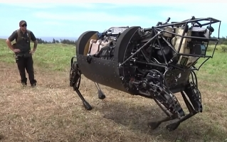 Military Drone Horses are Here